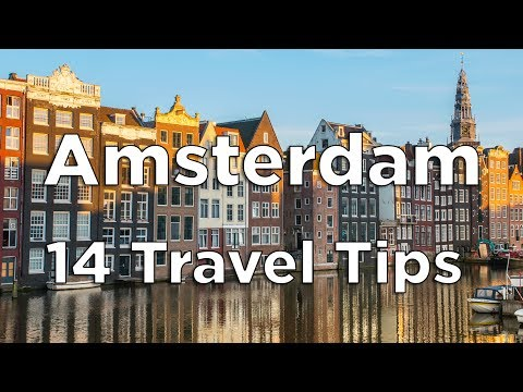 14 Tips for an AWESOME Trip to Amsterdam - UCDoGwUi7wWqxllPFA-9YvzQ