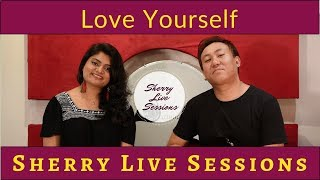 Sherry Live Sessions Ep 4 ft Abel Zeliang  - sharanya05 , Acoustic