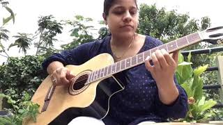 Fingerstyle Guitar solo (original)  - princy81 , Acoustic