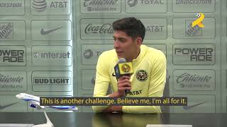 Ajax is a historic club: Edson Alvarez' first words as he leaves Club America to join Ajax