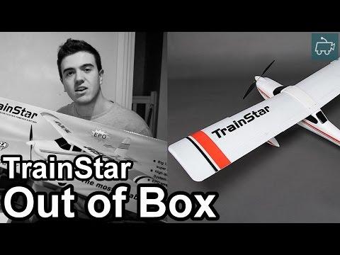 TrainStar Tough Trainer R/C Plane Out of Box - UCDmaPHBzr724MEhnOFUAqsA