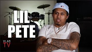 Lil Pete on Police Raiding His Home and Arresting Both of His Parents at 15 (Part 2)