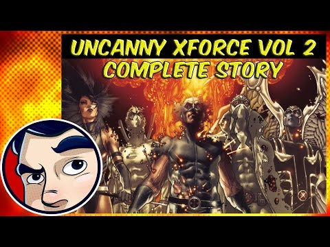 "Uncanny X-Force Vol 2 ""Deathlok Nation"" (Wolverine/Deadpool) 