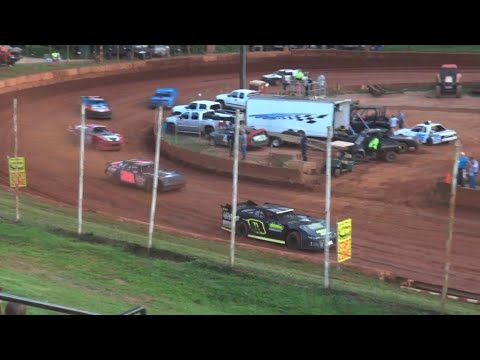 Modified Street at Winder Barrow Speedway June 26th 2021 - dirt track racing video image