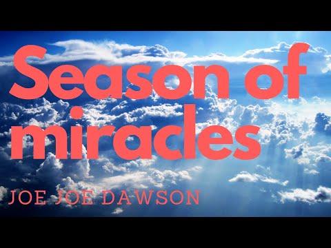 Prophetic Word - Season of Miracles