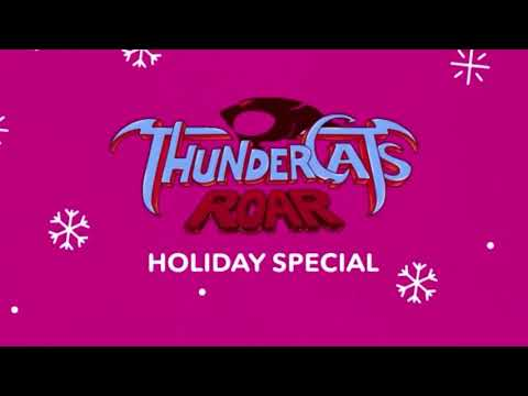 Cartoon Network - Holiday Hangout - NEXT: NEW ThunderCats Roar! (Holiday Special/Series Finale)