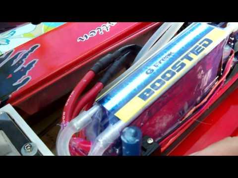 75 MPH+ BRUSHLESS DRAG RACE F1 CHAMPBOAT FORMULA 1 HV 10S LIPO - UCl6ntUxFj0T0AB6yDZrVE5A