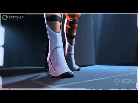Portal 2: Official Boots Trailer - UCKy1dAqELo0zrOtPkf0eTMw