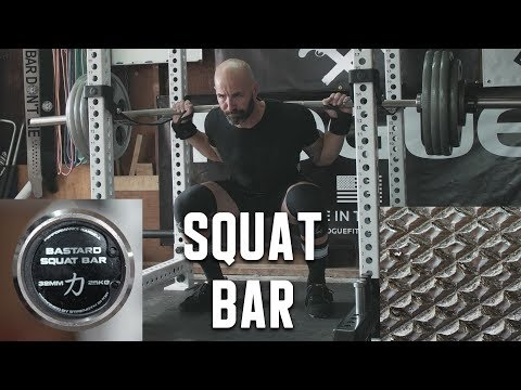 Strength Shop Bastard Squat Bar Review - UCNfwT9xv00lNZ7P6J6YhjrQ