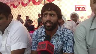I AM GOING WITH THE EXPECTATION OF GOLD  BAJRANG PUNIA