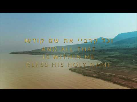 Bless the Lord - Sarah Liberman - New Album Pre Release Clip