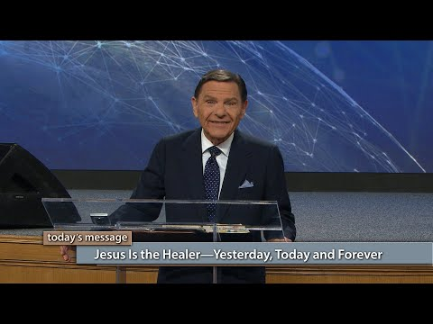 Jesus Is the HealerYesterday, Today and Forever