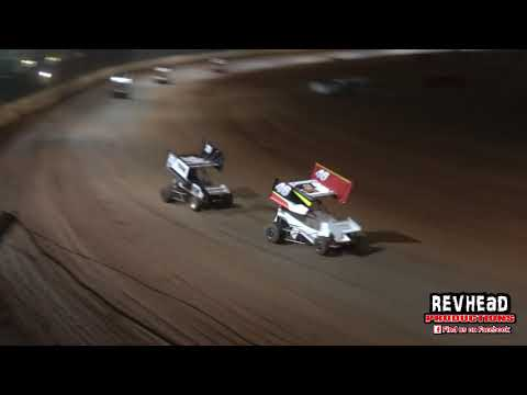 Junior Formula 500's - Final - Maryborough Speedway - 15/5/2021 - dirt track racing video image