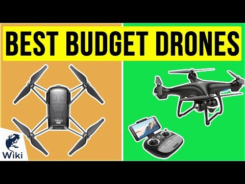 10 Best Budget Drones 2020 - UCXAHpX2xDhmjqtA-ANgsGmw