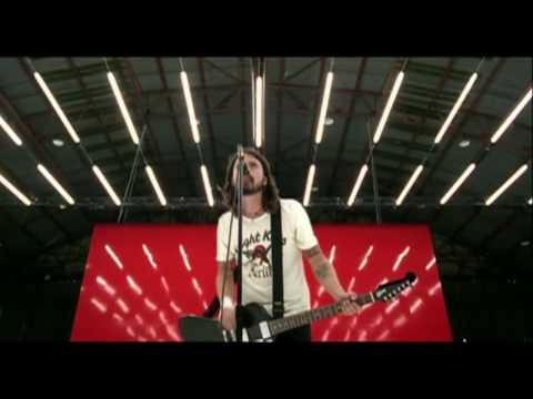 Foo Fighters - The Pretender HD