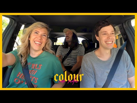JD & Tyler Douglass  Colour Car Rides with Karalee  Colour Conference Online