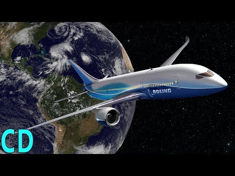 Why can't we fly a plane into space ? - UC726J5A0LLFRxQ0SZqr2mYQ