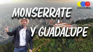 Visiting Monserrate and Guadalupe Hill in Bogota – Traveling Colombia