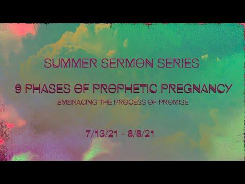 New Summer Sermon Series starting June 13th
