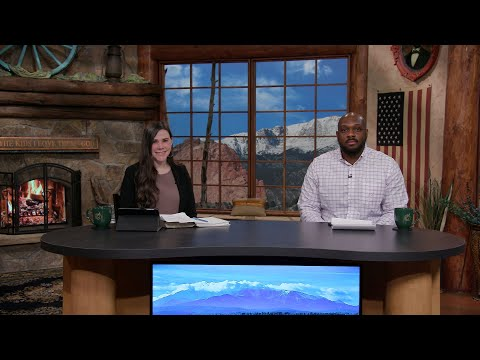 Charis Daily Live Bible Study: Man's Search for Meaning - Ricky Burge - April 9, 2021