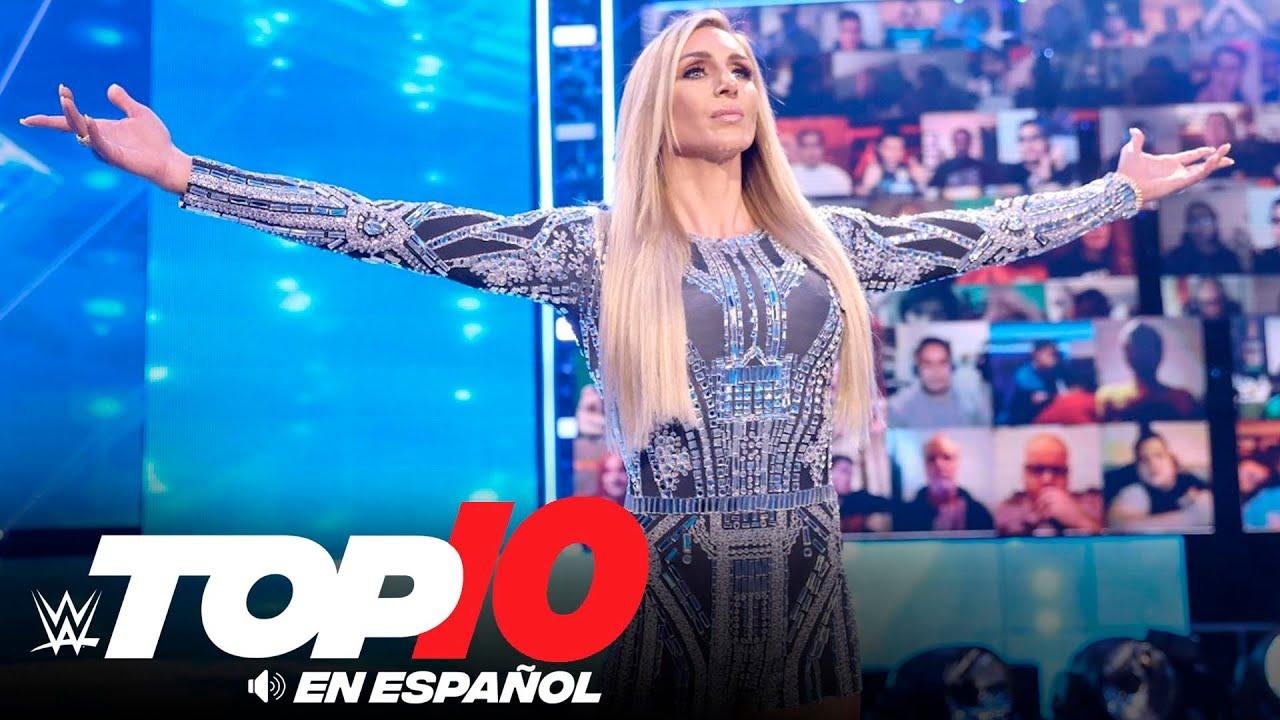 Top 10 Mejores Momentos de RAW: WWE Top 10, Abr 12, 2021