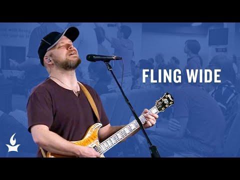 Fling Wide -- The Prayer Room Live Moment