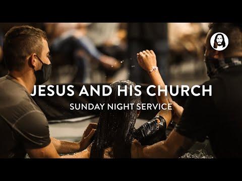 Jesus and His Church  Michael Koulianos  Sunday Night Service