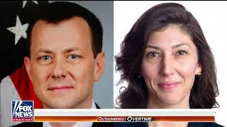 Grassley makes explosive claim on Strzok, Page 'insurance policy'