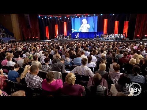 Our Hiding Place is in God - A special sermon from Benny Hinn