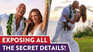 The Real Reason It Took 12 Years for The Rock to Get Married |⭐ OSSA Radar