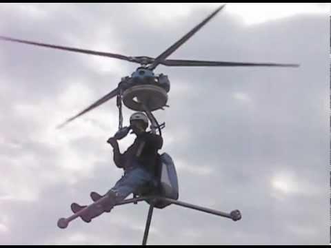 Worlds smallest One-man Helicopter GEN H-4 by ADEYTO - UCyxmNJp8tUblosjXWS9k_9Q