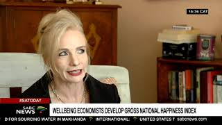 Wellbeing Economists develop a Gross National Happiness Index