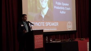 Saint Mary's College of California - Keynote Address