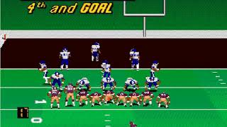 College Football USA '97 (video 1,486) (Sega Megadrive / Genesis)