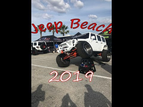 Jeep Beach 2019 Vendor walk around / Lifted Leveled and lowered - UCSl0UNCJRuk6mX8WsiQYTlg