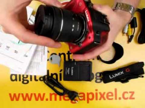 Videorecenze Panasonic Lumix DMC-G3 černý tělo