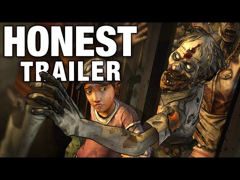 THE WALKING DEAD (Honest Game Trailers) - UCJ2ZDzMRgSrxmwphstrm8Ww