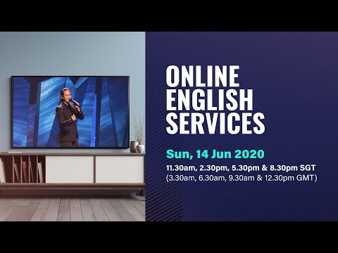 New Creation Church Online  11.30am