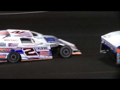 Modified Amain @ Hancock County Speedway 05/18/18 - dirt track racing video image