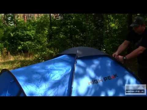 Намет High Peak Ontario 3 Blue