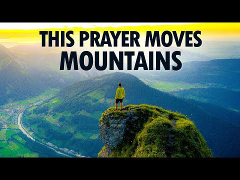 This Prayer MOVES Mountains - Live Re-broadcast