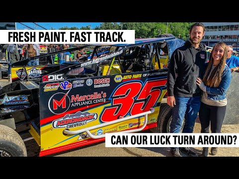 Mr Dirt Track USA | Lebanon Valley Speedway - dirt track racing video image