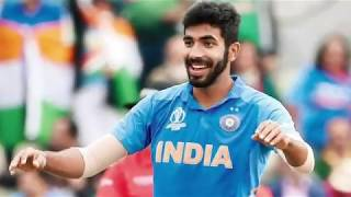 ICC World Cup 2019: Jasprit Bumrah 2nd fastest India bowler to take 100 ODI wickets