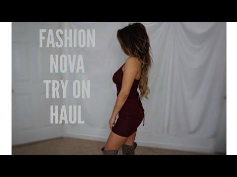 fashion nova try on haul! - UCXYYwdNgc7xIHJYgPLGmUww