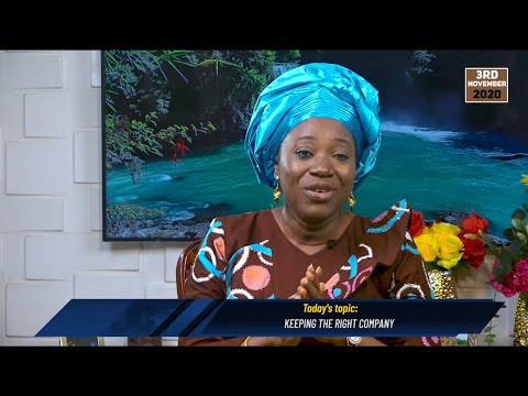 Dr Becky Paul-Enenche - SEEDS OF DESTINY - TUESDAY NOVEMBER 3, 2020