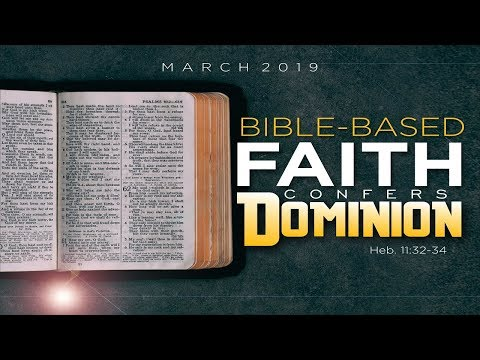 DAY 1: WEEK OF SPIRITUAL EMPHASIS - MARCH 06, 2019