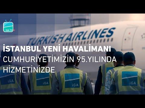 3. Havalimanı'nın İlk Reklam Filmi Yayınlandı