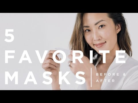 My Top 5 Masks - Before & After | Chriselle Lim - UCZpNX5RWFt1lx_pYMVq8-9g