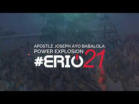 Endeavor to share this video to bless someone.  #Erio21 Jingle