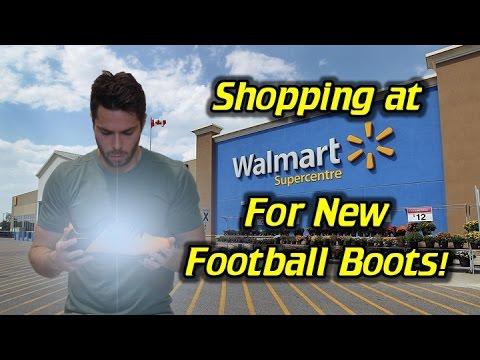 Shopping for New Football Boots/Soccer Cleats at Walmart! - UCUU3lMXc6iDrQw4eZen8COQ